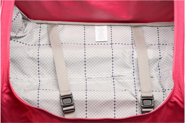 Reisegepäck kipling Teagan XS rosa ansicht von hinten
