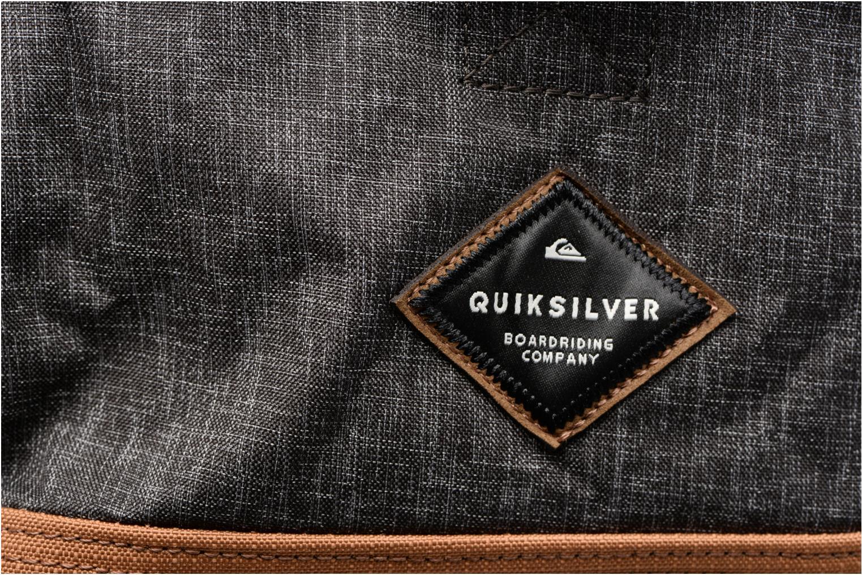 Sacs de sport Quiksilver Small Shelter Bleu vue gauche