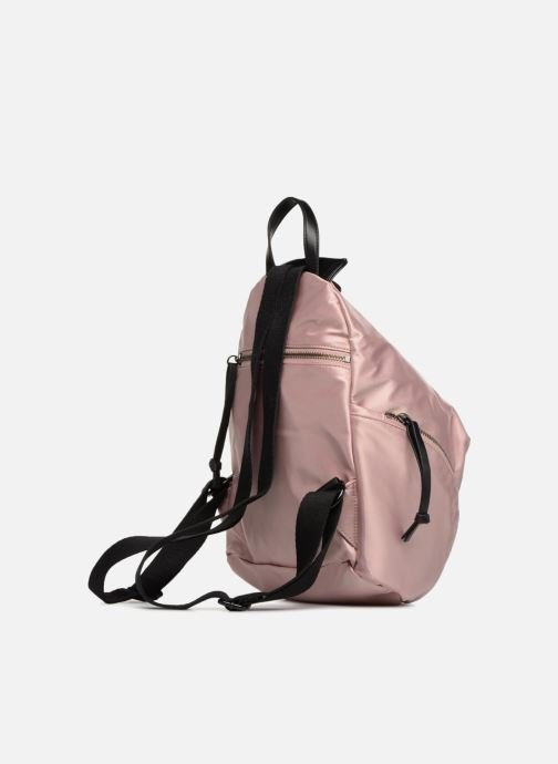 Rucksacks Rebecca Minkoff Julian Backpack Pink view from the right