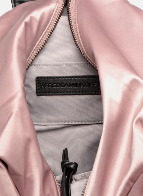 Ryggsäckar Rebecca Minkoff Julian Backpack Rosa bild från baksidan