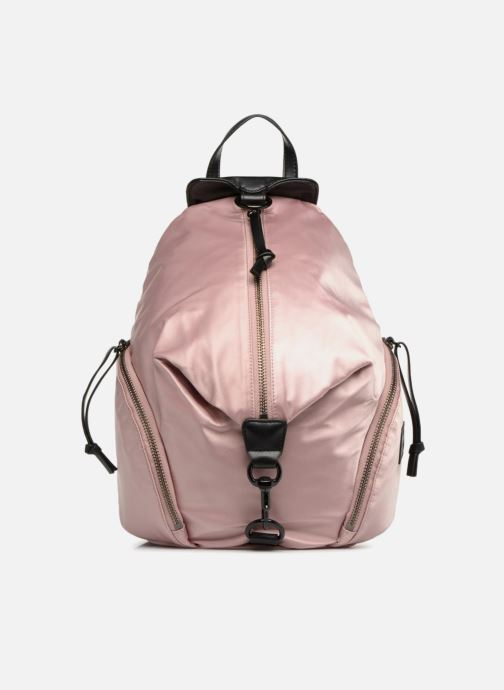 Rucksacks Rebecca Minkoff Julian Backpack Pink detailed view/ Pair view