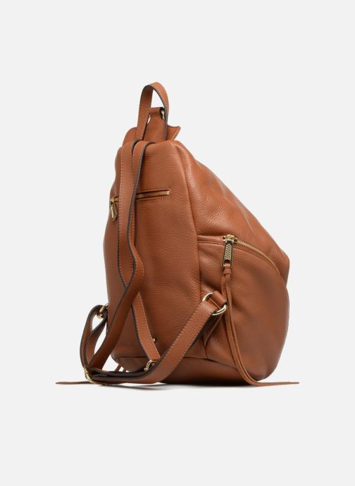 Rucksacks Rebecca Minkoff Julian Backpack Brown view from the right