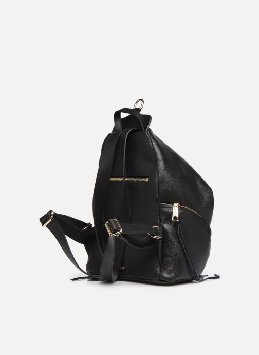 Rucksacks Rebecca Minkoff Julian Backpack Black view from the right