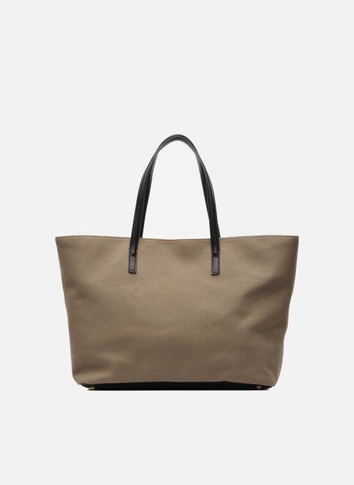 Handbags Sonia Rykiel AMBROISE Cabas Brown front view