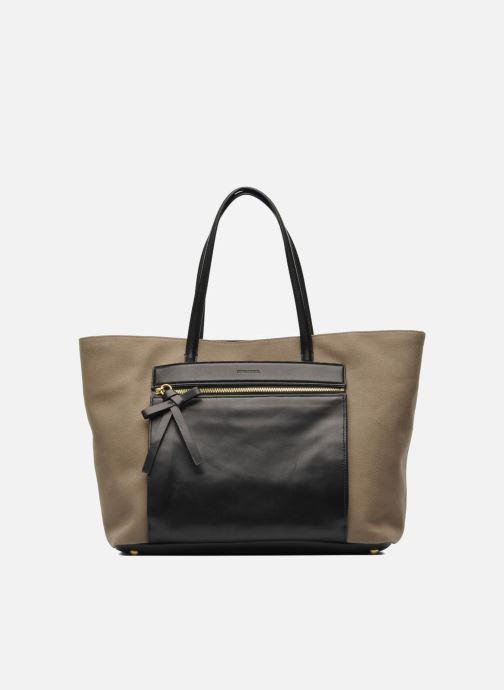 Handbags Sonia Rykiel AMBROISE Cabas Brown detailed view/ Pair view
