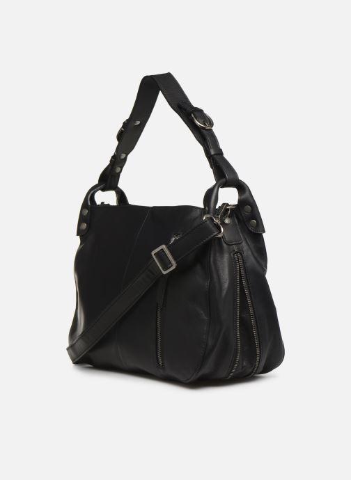 Handtassen Sabrina Candice Zwart rechts