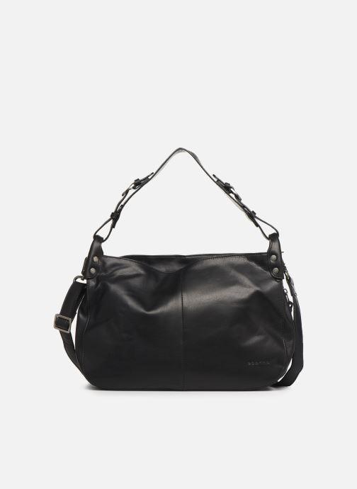 Handtassen Sabrina Candice Zwart detail