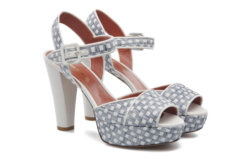 Sandales et nu-pieds Sonia Rykiel Iber Multicolore vue 3/4