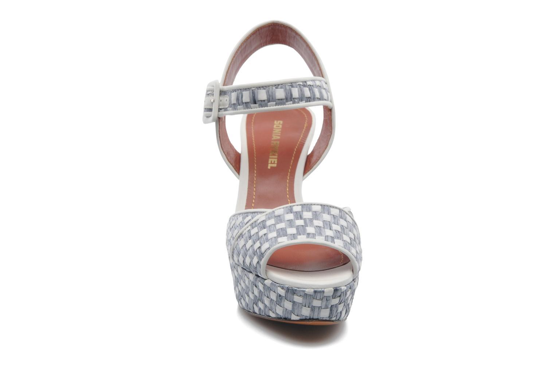 Sandales et nu-pieds Sonia Rykiel Iber Multicolore vue portées chaussures