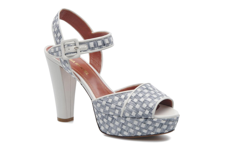 Sandales et nu-pieds Sonia Rykiel Iber Multicolore vue détail/paire