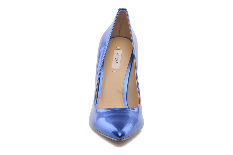 Escarpins Guess Plasmia2 Bleu vue portées chaussures