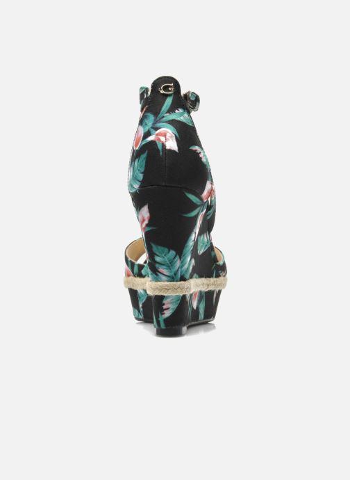 Sandales et nu-pieds Guess Odin Multicolore vue droite