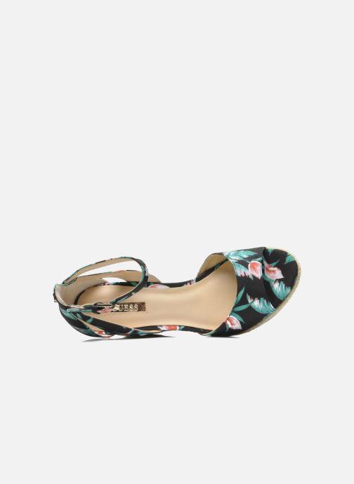 Sandales et nu-pieds Guess Odin Multicolore vue gauche