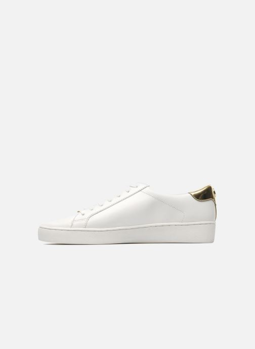 Sneakers Michael Michael Kors Irving Lace Up Bianco immagine frontale