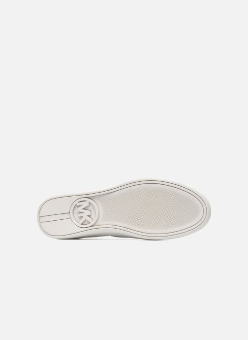 Sneakers Michael Michael Kors Irving Lace Up Bianco immagine dall'alto