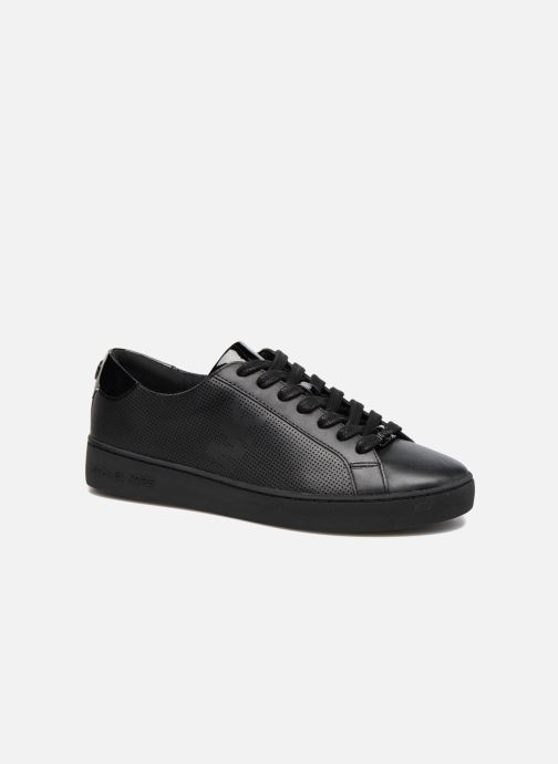 55f151ab789e Trainers Michael Michael Kors Irving Lace Up Black detailed view  Pair view