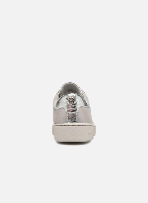 Sneakers Michael Michael Kors Irving Lace Up Grigio immagine destra
