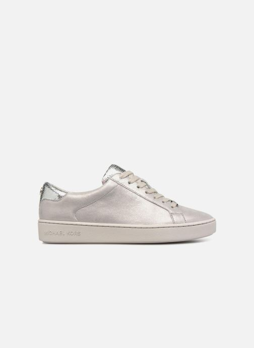 Sneakers Michael Michael Kors Irving Lace Up Grigio immagine posteriore