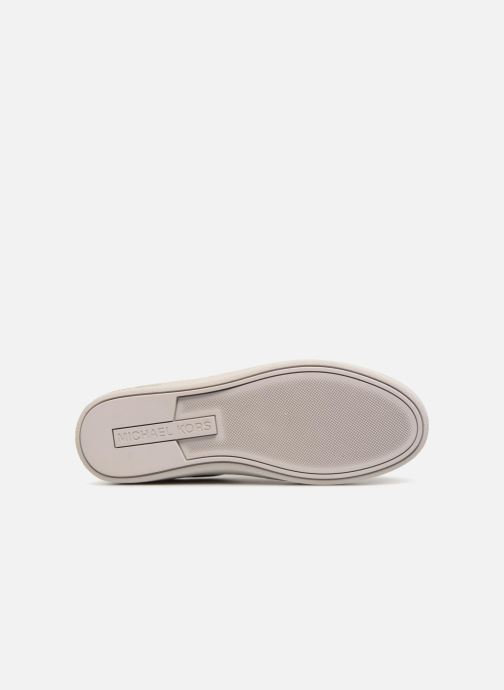 Sneakers Michael Michael Kors Irving Lace Up Grigio immagine dall'alto
