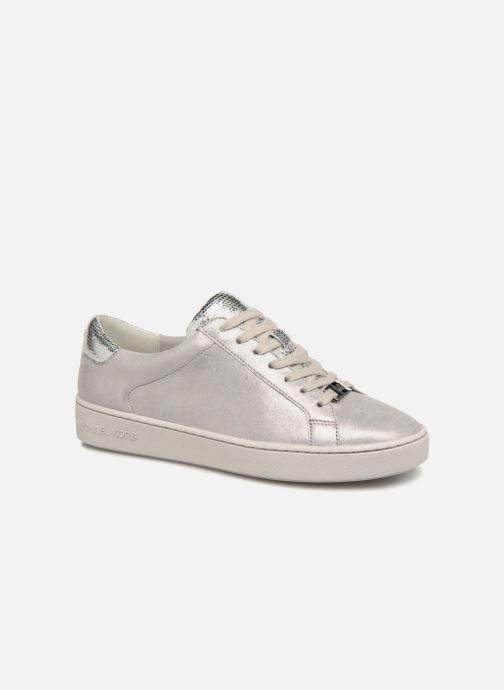 Sneakers Michael Michael Kors Irving Lace Up Grigio vedi dettaglio/paio