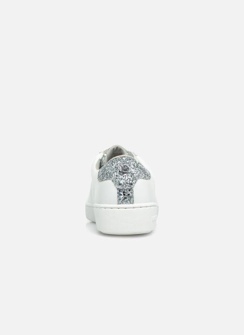 Sneakers Michael Michael Kors Irving Lace Up Wit rechts