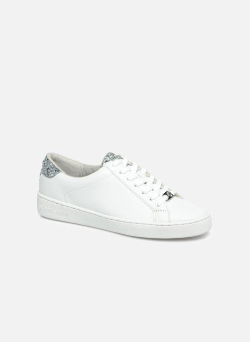 e8ecfe84 Sneakers Michael Michael Kors Irving Lace Up Hvid detaljeret billede af  skoene