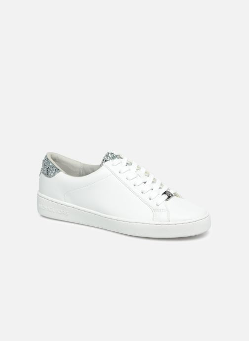 Baskets Michael Michael Kors Irving Lace Up Blanc vue détail/paire