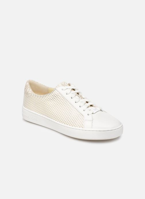 f9c8e548f33b Trainers Michael Michael Kors Irving Lace Up Bronze and Gold detailed view   Pair view