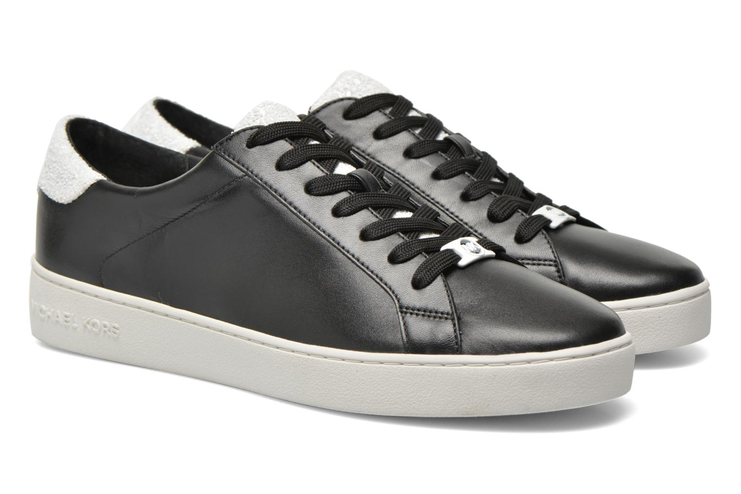 Sneakers Michael Michael Kors Irving Lace Up Nero immagine 3/4