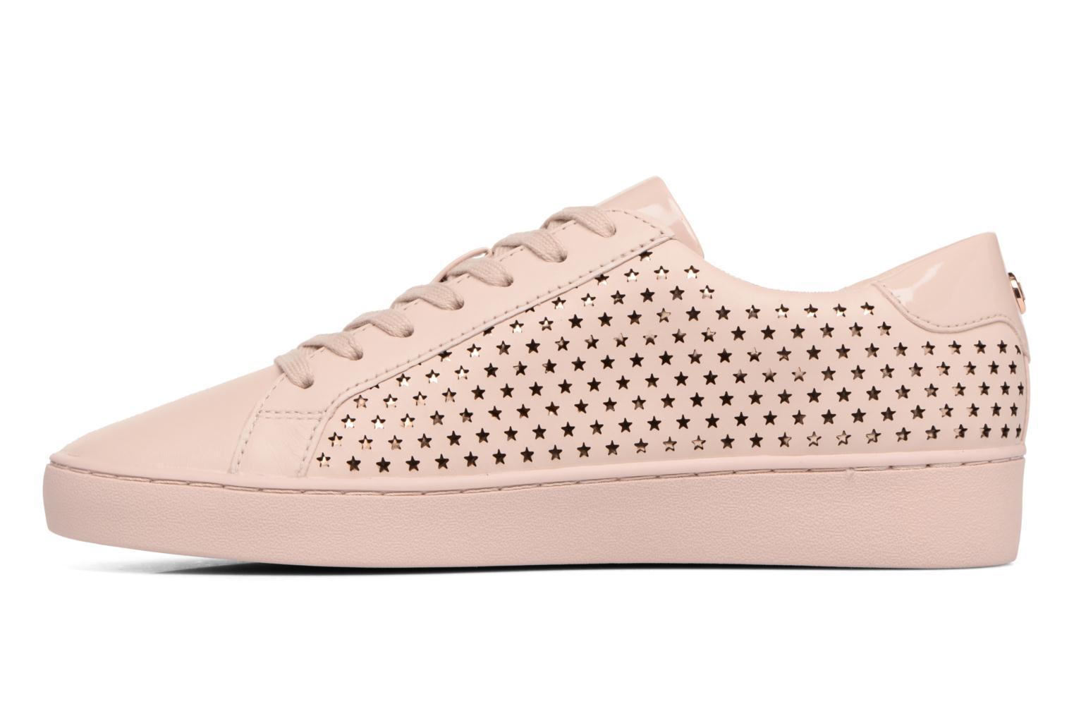 Sneakers Michael Michael Kors Irving Lace Up Roze voorkant