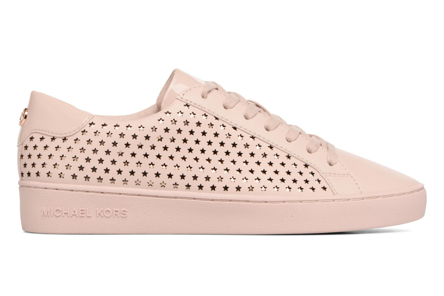 Sneakers Michael Michael Kors Irving Lace Up Rosa immagine posteriore