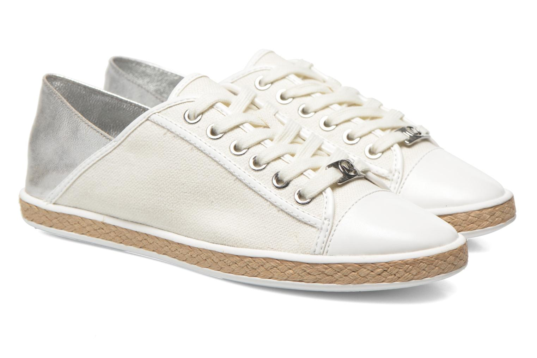 Sneakers Michael Michael Kors Kristy slide Argento immagine 3/4