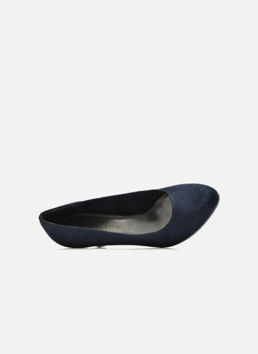Pumps Marco Tozzi Lolly Blauw links