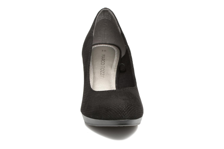 Escarpins Marco Tozzi Lolly Noir vue portées chaussures