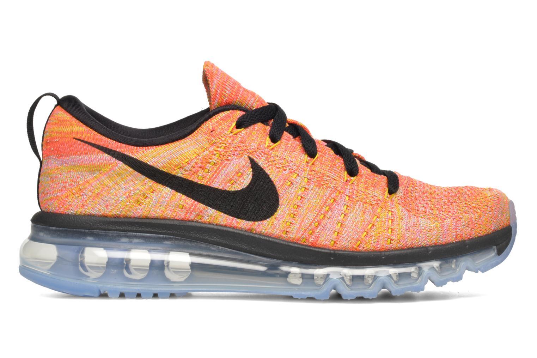 Zapatillas de deporte Nike Wmns Nike Flyknit Max Naranja vistra trasera