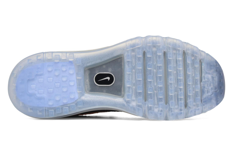 Sportssko Nike Wmns Nike Flyknit Max Orange se foroven