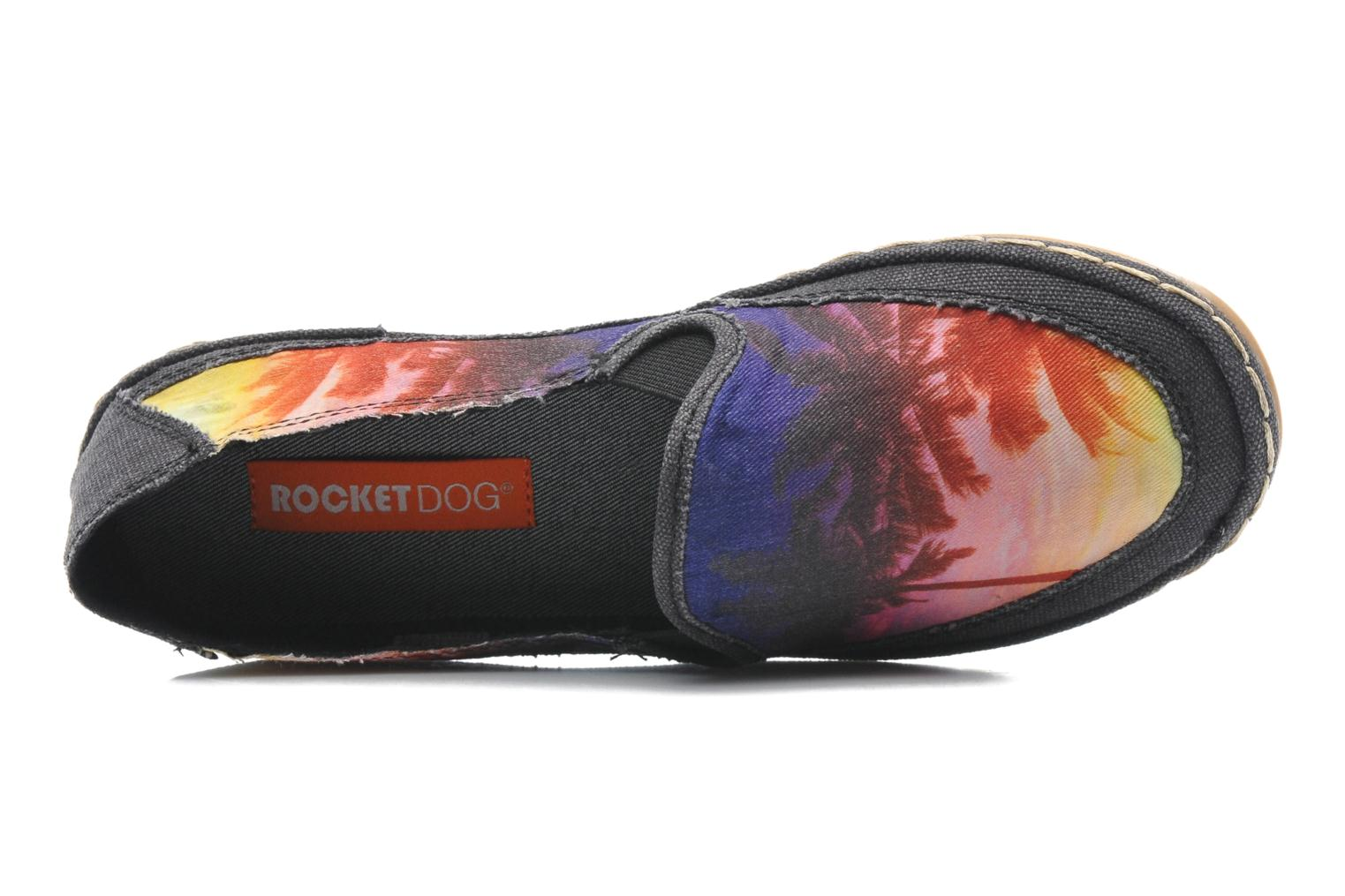 Mocassins Rocket Dog Wheelie Multicolore vue gauche