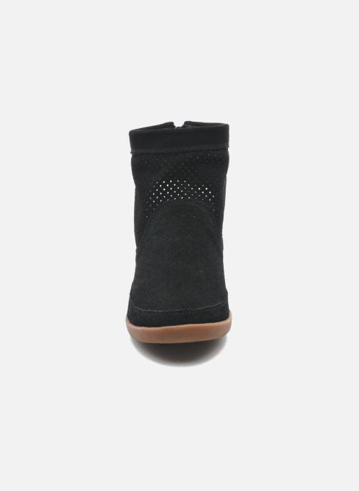 Ankle boots Shoe the bear Emmy Black model view