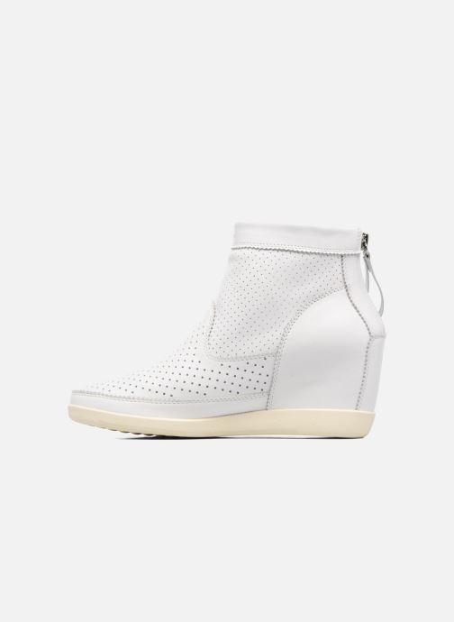 Boots en enkellaarsjes Shoe the bear Emmy Wit voorkant