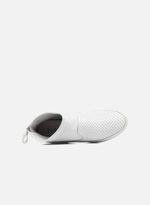 Emmy Et Shoe Boots White The Bear 120 Bottines Leather wkXZuPOTi