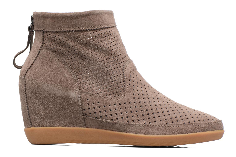 Bottines et boots Shoe the bear Emmy Marron vue derrière