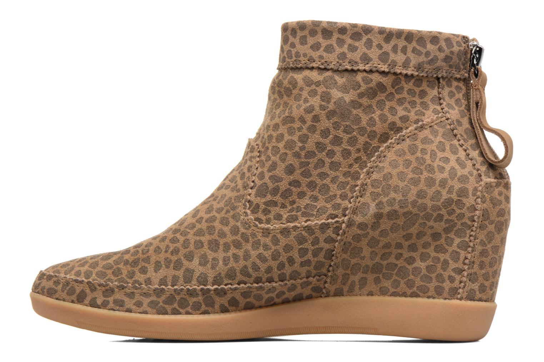 Bottines et boots Shoe the bear Emmy Marron vue face