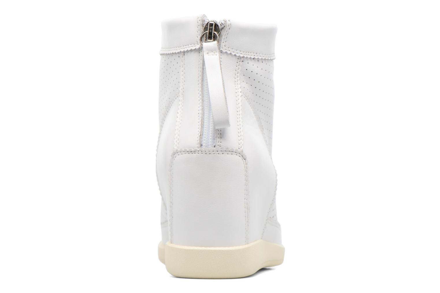 Bottines et boots Shoe the bear Emmy Blanc vue droite