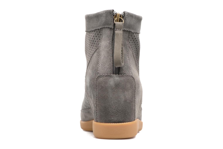 Bottines et boots Shoe the bear Emmy Gris vue droite