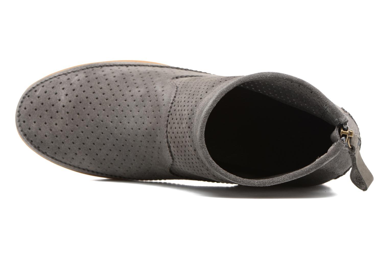 Bottines et boots Shoe the bear Emmy Gris vue gauche