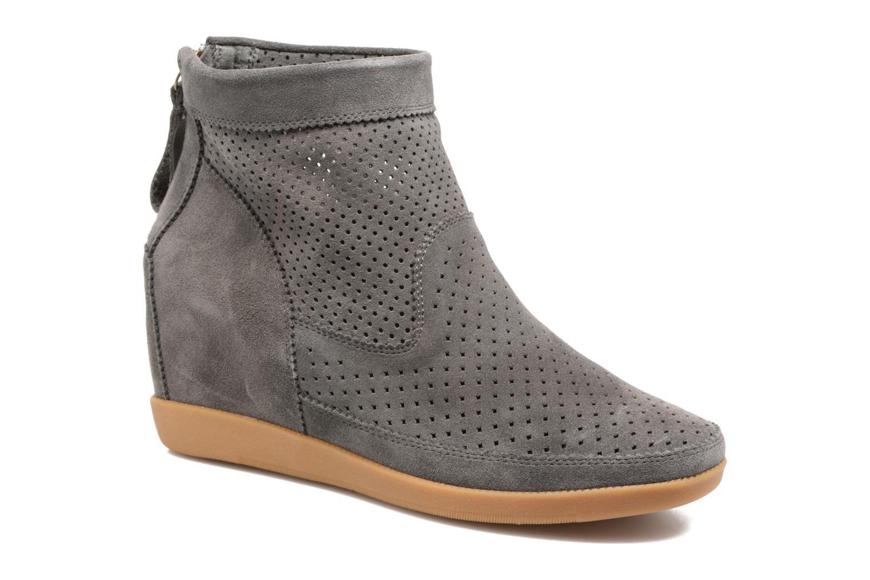 Bottines et boots Shoe the bear Emmy Gris vue détail/paire