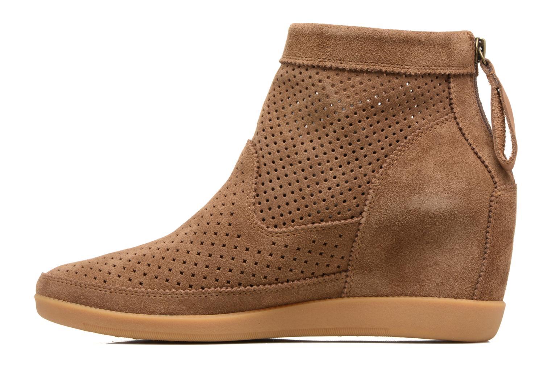 Bottines et boots Shoe the bear Emmy Beige vue face