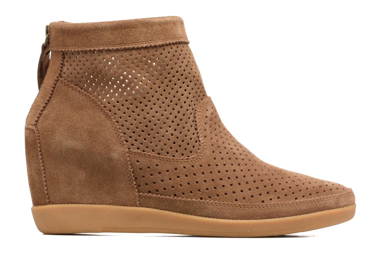 Bottines et boots Shoe the bear Emmy Beige vue derrière
