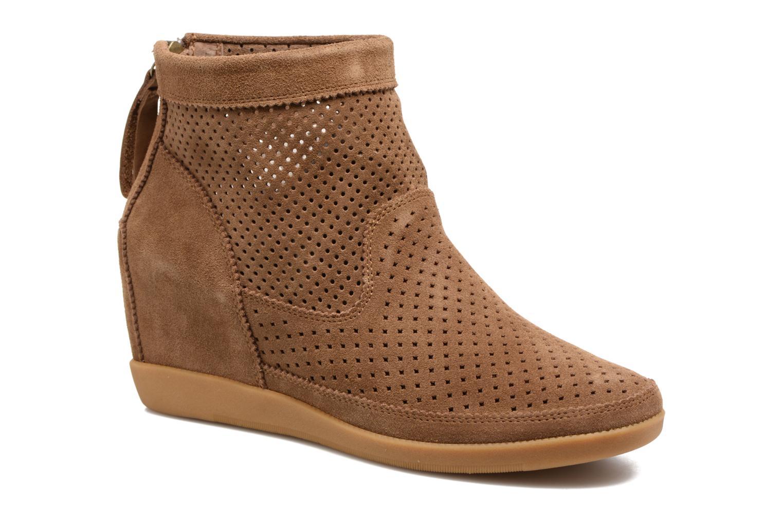 Bottines et boots Shoe the bear Emmy Beige vue détail/paire
