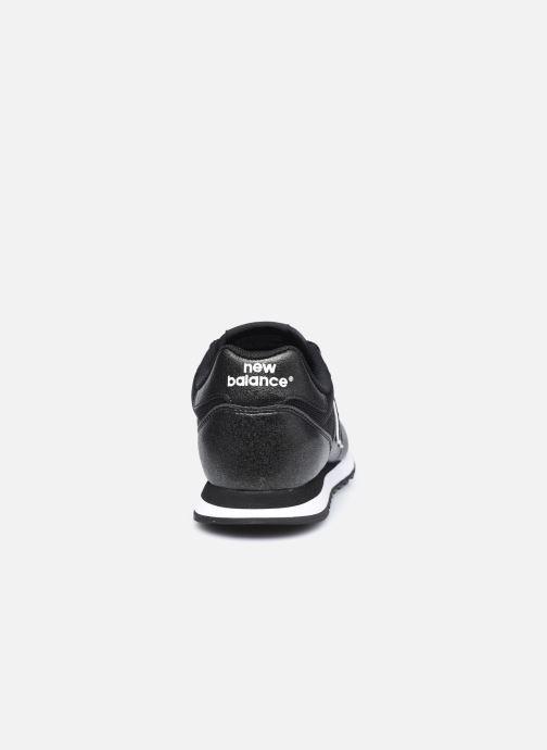 Baskets New Balance GW500 Noir vue droite